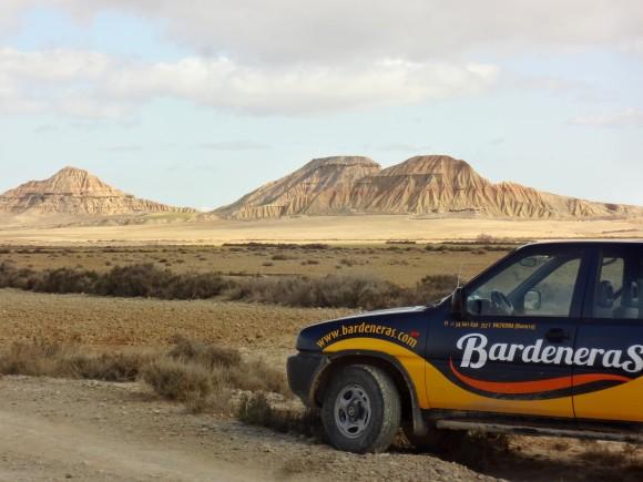 Rutas Guiadas Bardenas Reales 4x4